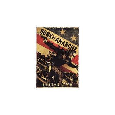 Twentieth Century Fox Sons Of Anarchy-season 2 [dvd/4 Disc/ws/eng-fr-sp Sub/sac]