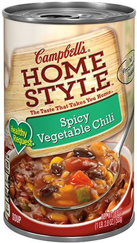 Campbell's® Healthy Request® Spicy Vegetable Chili Soup
