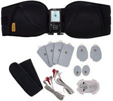 Pch Life PCH-LIFE Digital Pulse Massager Belt Combo Set