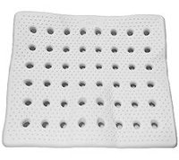 Qvc Portable Raft Posture Seat Cushion with Removable Cover