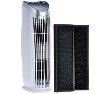 Alen T500 Compact Air Purifier Tower with Filters