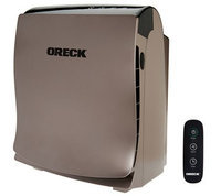 Oreck Airvantage Plus HEPA Air Purifier w/VOC Filter & Remote