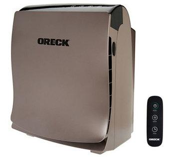 Oreck Airvantage Plus HEPA Air Purifier w/VOC Filter & Remote