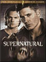 Supernatural: The Complete Seventh Season Dvd from Warner Bros.