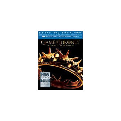 HBO Game Of Thrones-complete 2nd Season [blu-ray/5 Disc/ff-16x9]