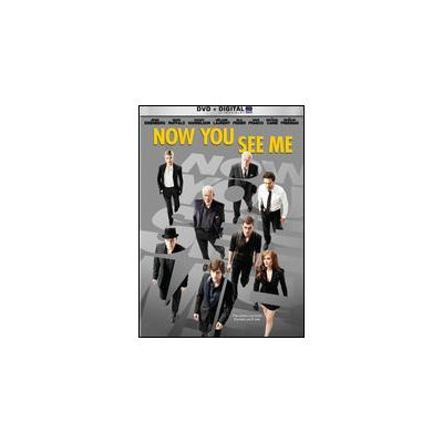 Now You See Me (dvd) (ultraviolet Digital Copy)