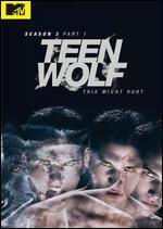 Teen Wolf: Season 3 - Part 1 [3 Discs] (dvd)