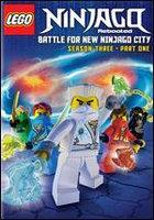 Lego Ninjago: Rebooted - Battle For New Ninjago (dvd)