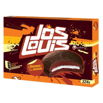 Vachon The Original Jos Louis Cakes
