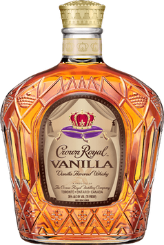 Crown Royal Canadian Vanilla Flavored Whisky