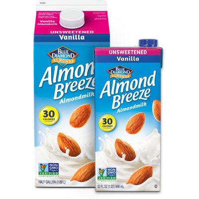 Almond Breeze® Almondmilk Unsweetened Vanilla