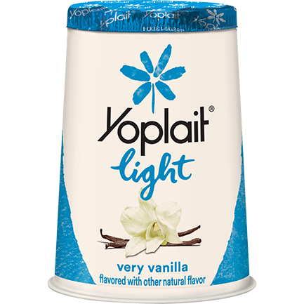 Yoplait® Light Very Vanilla Fat Free Yogurt