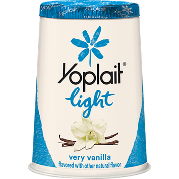 Yoplait® Light Very Vanilla Fat Free Yogurt