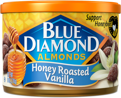 Blue Diamond® Honey Roasted Vanilla Almonds