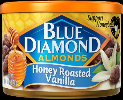 Blue Diamond® Honey Roasted Vanilla Almonds