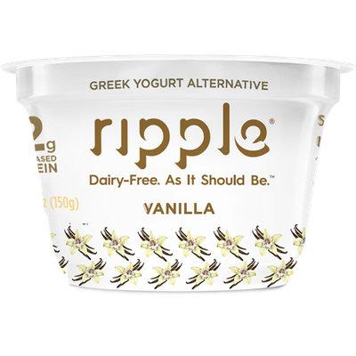 Ripple Vanilla Greek Yogurt Alternative