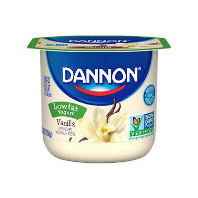Dannon® Classics Lowfat Yogurt Vanilla