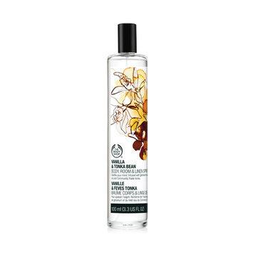 The Body Shop Vanilla & Tonka Bean Body, Room & Linen Spritz