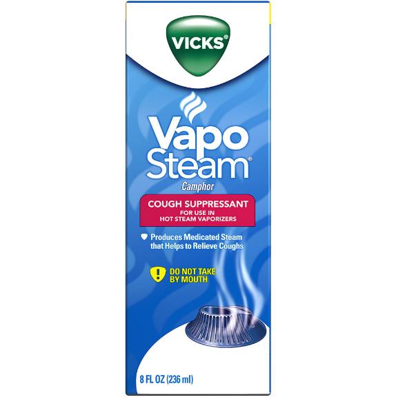 Vicks® VapoSteam™ Liquid Medication