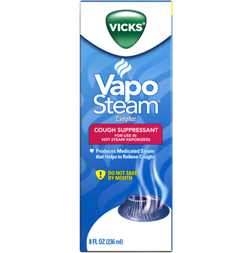 Vicks® VapoSteam™ Liquid Medication