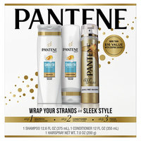 Pantene Shampoo, Conditioner & Hairspray Variety Pack