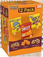 Keebler Chips Deluxe Snacks Variety
