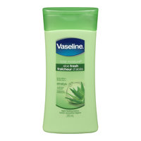 Vaseline Total Moisture Aloe Fresh Lotion, Pure Aloe, 295 mL