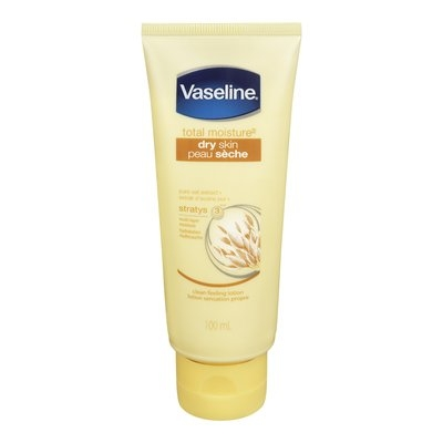 Vaseline Total Moisture Dry Skin Lotion