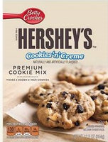 Betty Crocker™ Hershey's™ Cookies N Crème Cookie Mix