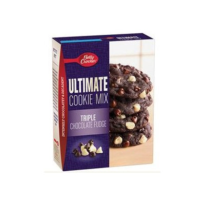 Betty Crocker™ Ultimate Cookie Mix Triple Chocolate Fudge