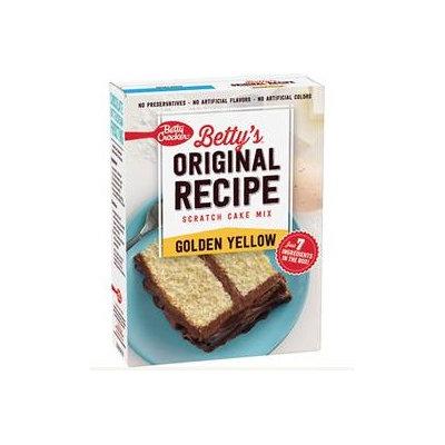 Betty Crocker™ Golden Yellow Scratch Cake Mix