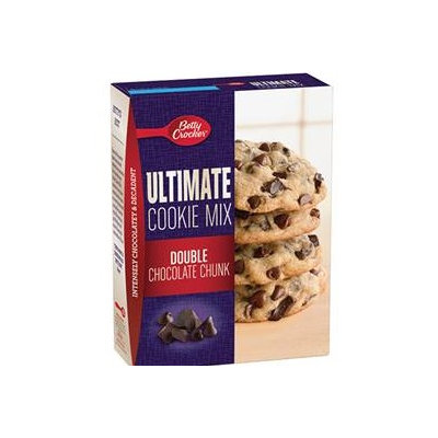 Betty Crocker™ Ultimate Cookie Mix Double Chocolate Chunk