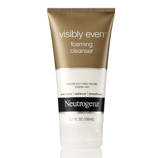 Neutrogena® Visibly Even Foaming Cleanser
