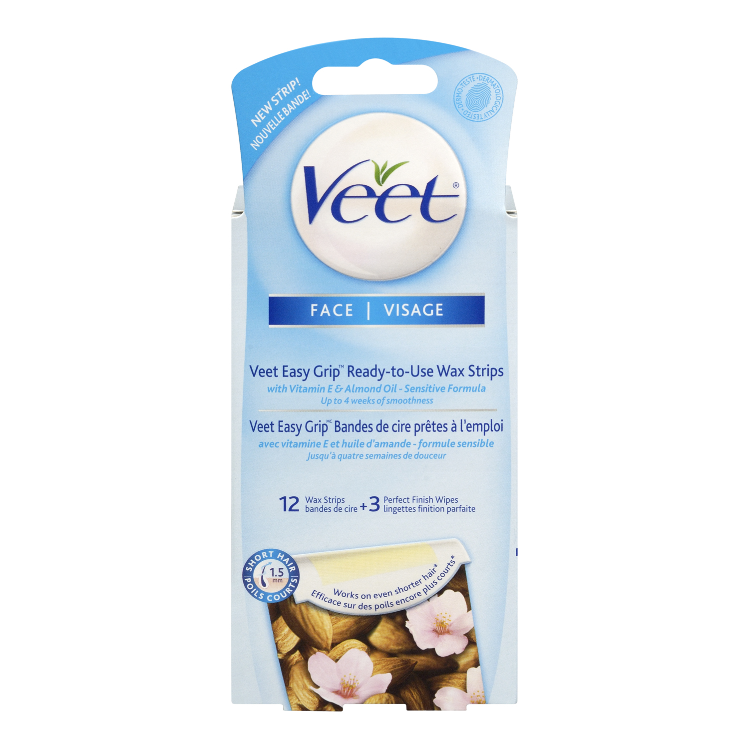 Veet Easy To Use Wax Strips For Face Reviews 2020