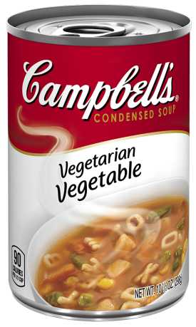 Campbell's® Vegetarian Vegetable Condensed Soup