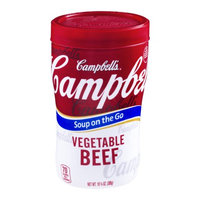Campbell's® Soup on the Go Vegetable Beef