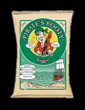 Pirate's Booty Veggie