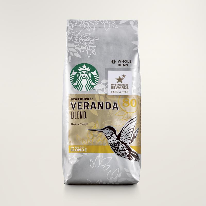 STARBUCKS® Veranda Blend® Mellow & Soft Ground