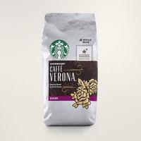 STARBUCKS® Caffè Verona® Roasty Sweet & Dark Cocoa Whole Bean