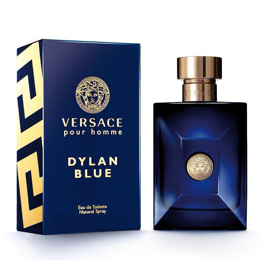 Versace Dylan Blue Cologne 6.7 Oz Edt For Men - VERDB67SM