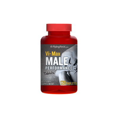 Piping Rock Vi-Max Sex Drive Male Performance 120 Tablets