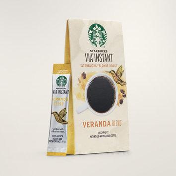 STARBUCKS® Veranda Blend® Mellow & Soft Starbucks VIA® Instant