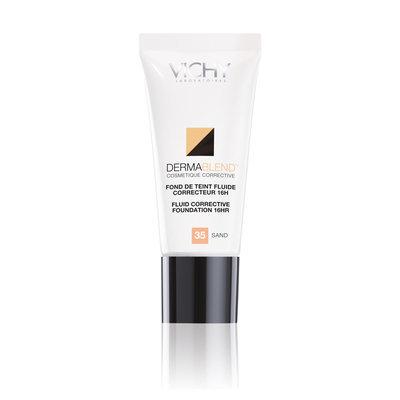 Vichy Dermablend Fluid Corrective Foundation 35 Sand 30ml