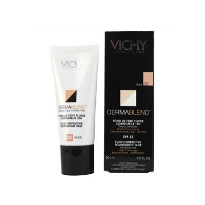 Vichy Dermablend Fluid Corrective Foundation Nude 25