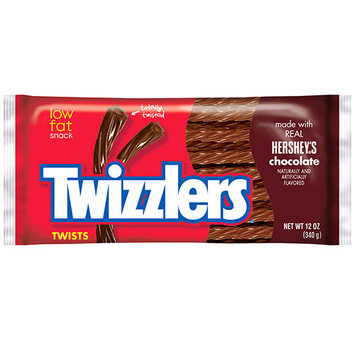 Twizzlers Chocolate Twists