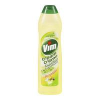 Vim Cream Cleaner, Lemon Scent, 500 ml
