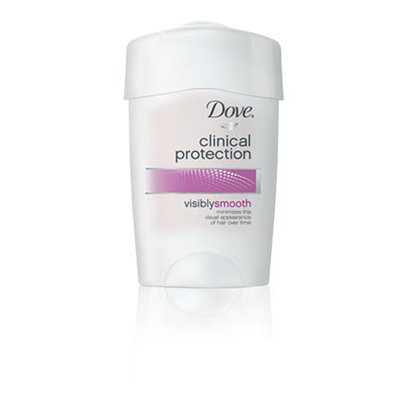 Dove  Clinical Protection Antiperspirant Visibly Smooth