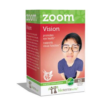 BioTerra Herbs - Zoom Vision - 60 Vegetarian Capsules