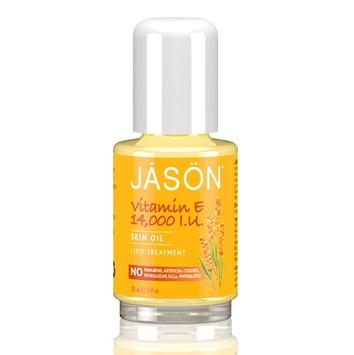 JĀSÖN Vitamin E Oil 14,000 IU- Lipid Treatment