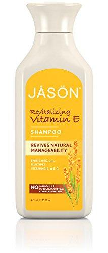JĀSÖN Revitalizing Vitamin E Shampoo Revives Natural Manageability